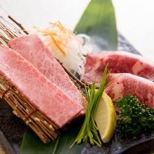 歓送迎会やおもてなしにおすすめ!肉割烹コース【胡】 6,600円