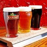 迷った時は、世界のビールを楽しめる飲み比べセットがおすすめ♪