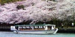 大阪 桜ノ宮 屋形船「大喜丸」