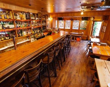1ポンドステーキ&クラフトビール ハックルベリー 瑞江  店内の画像