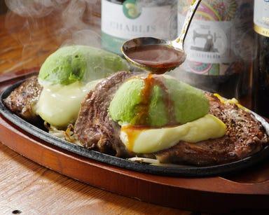 1ポンドステーキ&クラフトビール ハックルベリー 瑞江  こだわりの画像