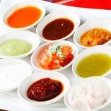 メキシコ料理を彩る様々な「サルサ」【メキシコ】