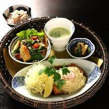 ◆宮崎地鶏ランチ