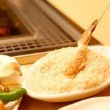 【3】パン粉をつける