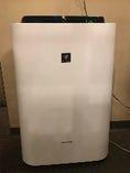 空気清浄機の設置