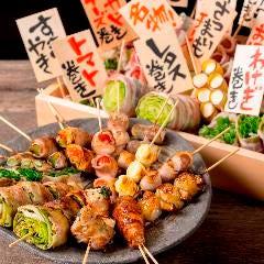 串焼 もつ鍋 博多でべそ 仙台南町通店