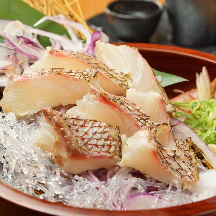 みかんの香りがする鯛を愛媛から直送