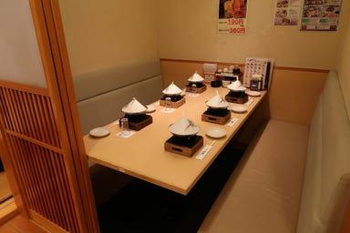 すし屋 銀蔵 仙川店 店内の画像