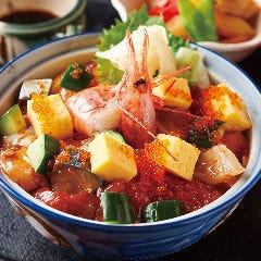 海鮮チラシ丼