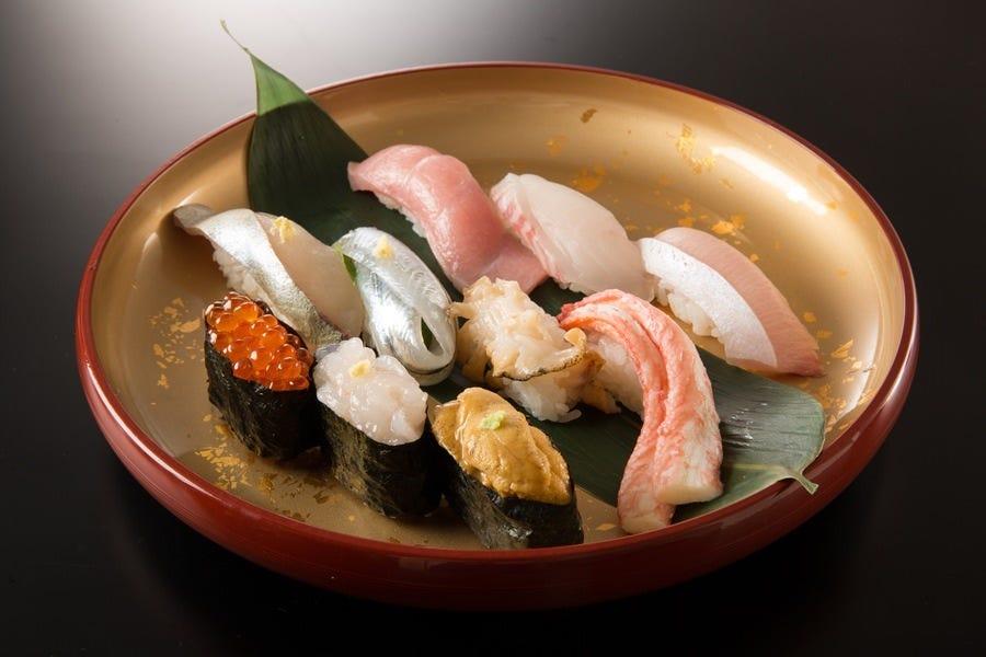 富山湾の新鮮なネタをご提供!