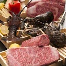 食べ放題に牛タンやステーキを追加!
