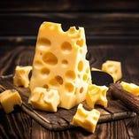 世界各国から集めた厳選チーズ【スイス】