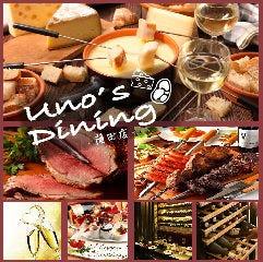 チーズ&個室肉バル Unos Dining ‐ウノズダイニング‐ 蒲田店