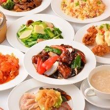 本場中国の伝統の味を堪能…