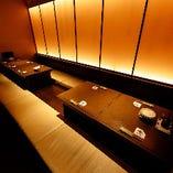 【最大14名様】大人数でのご宴会も◎和モダンな雰囲気のお座敷個室