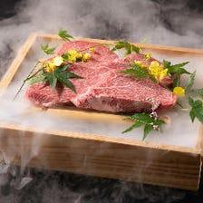 神戸牛や松坂牛、近江牛、佐賀牛など…トップクラスのA5和牛を『スペシャルブランドコース』全9品