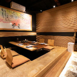 2階 VIPルーム【2~6名様】お祝いやご宴席に最適な品格のあるプライベート空間