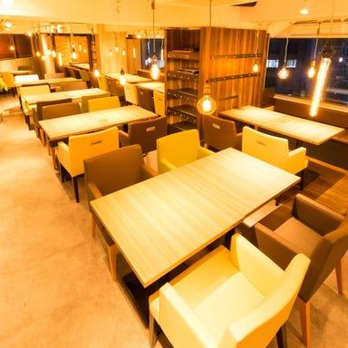 Cheese Meets Meat YOKOHAMA (チーズミーツミート 横浜) 店内の画像