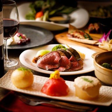 Cheese Meets Meat YOKOHAMA (チーズミーツミート 横浜) コースの画像