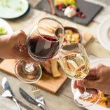 オシャレな店内とチーズ×肉×ワインでもっと素敵な時間を♪