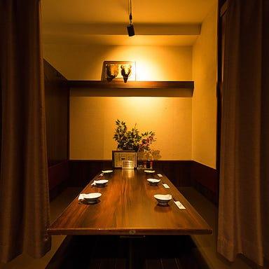 創作和食×個室居酒屋 小林酒場 巣鴨店 店内の画像