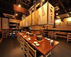 個室炭火焼肉酒家 びっくりや 大井町店 店内の画像