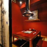 赤部屋 4名様までの個室が 豊富!小グループ宴会にぴったり