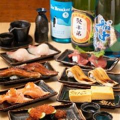 元祖ぶっち切り寿司 魚心 梅田本店