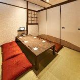 ★4~6名様用個室【2階・禁煙】