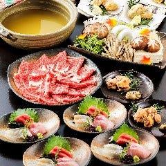 やまぐち料理と地酒 福の花 湯田本店