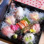 自慢の鮮度を誇る海鮮料理は食通をも唸らせる逸品!