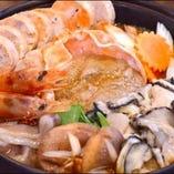 メディアでも話題!春の痛風鍋!白子、あん肝、牡蠣・・・贅沢すぎる鍋を是非ご賞味あれ!