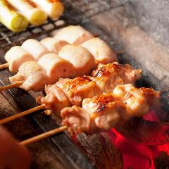 地頭鶏黒焼×鍋料理 和食居酒屋 とり縁 新橋店