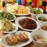 【様々な飲み会に】 料理内容が選べるコースは女子会に人気◎