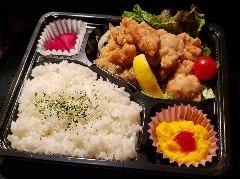【テイクアウト】鶏唐揚げ弁当