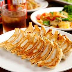 【美味】手作り焼き餃子