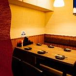 テーブル席(3名様~12名様)