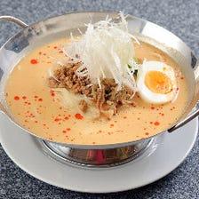 【おすすめ】豆乳担々麺