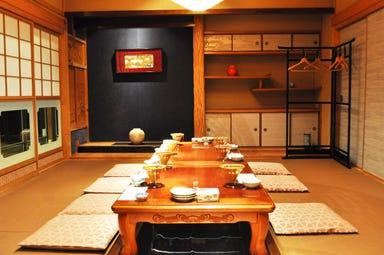 活けす料理 水軍の郷  店内の画像