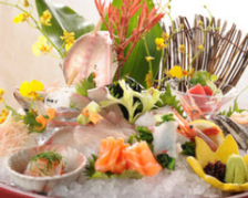 毎日市場から直送の新鮮魚介類
