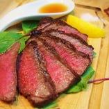 神戸牛・淡路牛などの厳選食材を使用。溢れる旨みをご堪能あれ
