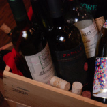 豊富なワイン&スパークリングは飲み放題でも楽しめます