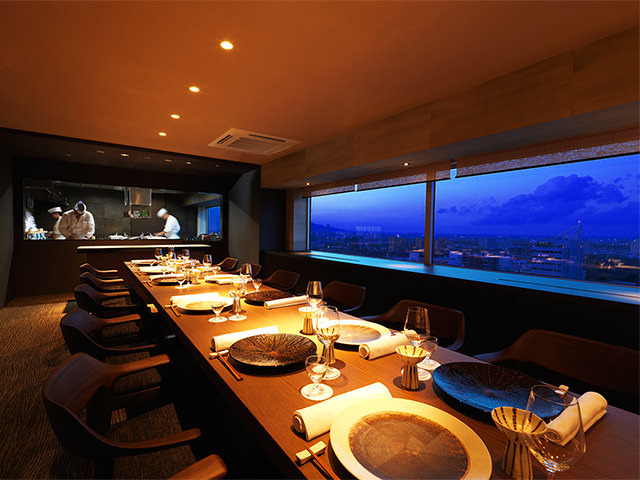 日本料理 北乃路 <センチュリーロイヤルホテル19F>