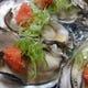 北海道仙鳳趾産の牡蠣プリプリです。