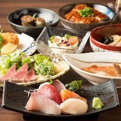 創作和食だん 旬魚と日本酒