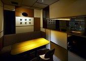 夜景和食 ちょうつがひ 梅田阪急グランドビル店 店内の画像