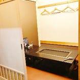大小個室を幅広くご用意しております