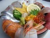 名物海鮮丼
