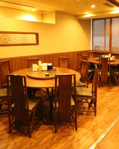 刀削麺・火鍋・西安料理 XI'AN(シーアン) 市ヶ谷店 店内の画像