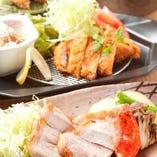 【名古屋めしコース】 全9品 / 料理のみ / 3,500円 【日本酒飲み比べ可】